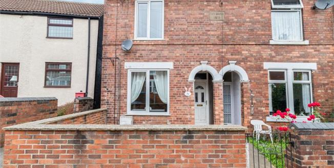 Guide Price £85,000, 3 Bedroom Terraced House For Sale in Staveley, S43