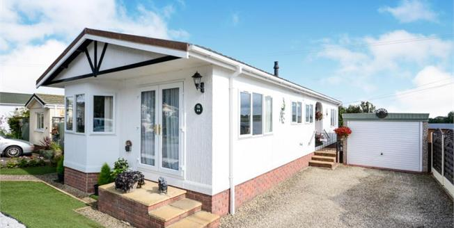 £159,000, 2 Bedroom Detached Bungalow For Sale in Old Tupton, S42