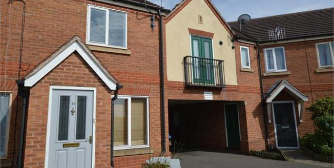 Offers in the region of £105,000, 2 Bedroom Town House For Sale in Mastin Moor, S43