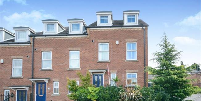 £165,000, 3 Bedroom Town House For Sale in Hollingwood, S43