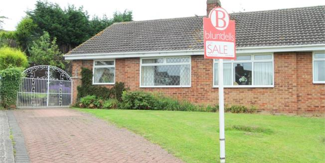 Asking Price £140,000, 2 Bedroom Semi Detached Bungalow For Sale in Waterthorpe, S20