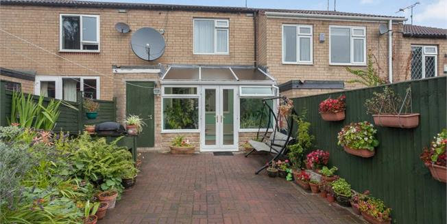 Guide Price £90,000, 2 Bedroom Terraced House For Sale in Westfield, S20