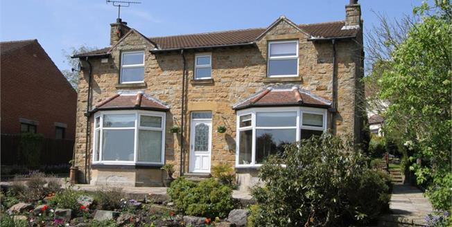 Guide Price £400,000, 4 Bedroom Detached House For Sale in Marsh Lane, S21