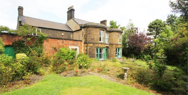 Guide Price £400,000, 5 Bedroom Detached House For Sale in Hackenthorpe, S12