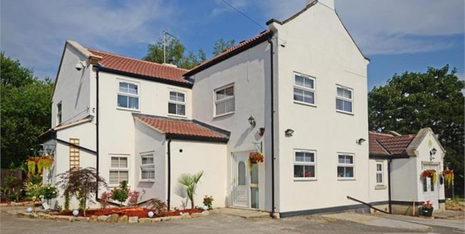 Guide Price £475,000, 5 Bedroom Detached House For Sale in Killamarsh, S21