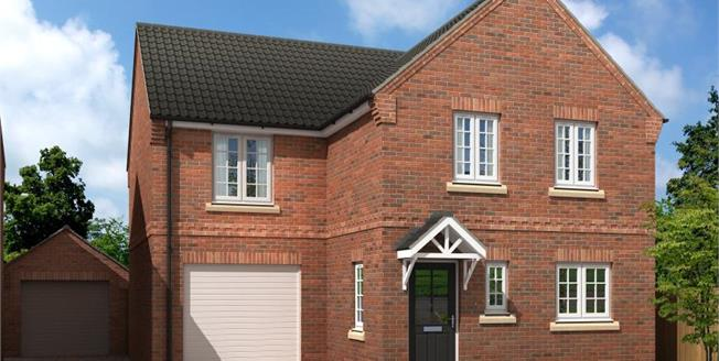 £219,950, 4 Bedroom Detached House For Sale in Swallownest, S26