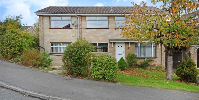 Guide Price £200,000, 4 Bedroom Detached House For Sale in Eckington, S21