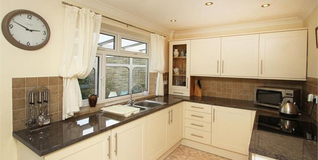 Guide Price £240,000, 2 Bedroom Detached Bungalow For Sale in Thorpe Salvin, S80