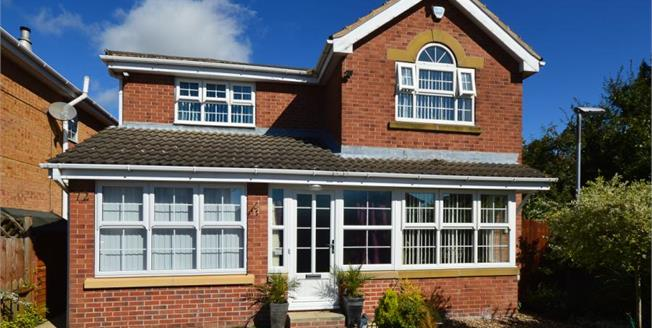 Guide Price £210,000, 4 Bedroom Detached House For Sale in Kiveton Park, S26