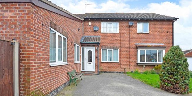 Guide Price £190,000, 4 Bedroom Semi Detached House For Sale in Waterthorpe, S20