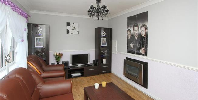 Guide Price £100,000, 2 Bedroom Semi Detached House For Sale in Killamarsh, S21