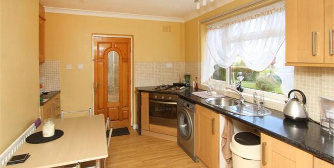 Guide Price £105,000, 2 Bedroom Semi Detached House For Sale in Killamarsh, S21