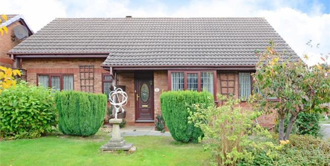 Guide Price £210,000, 3 Bedroom Detached Bungalow For Sale in Sothall, S20