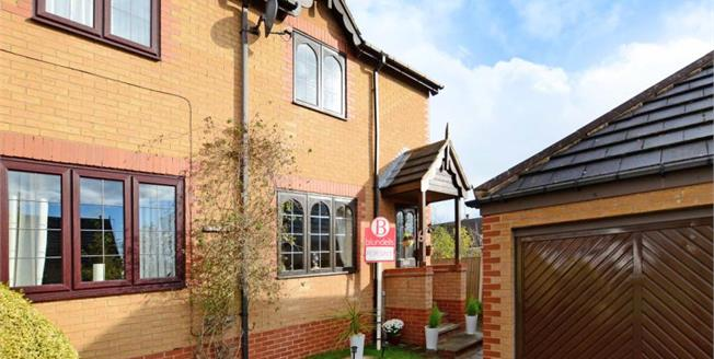 Guide Price £140,000, 3 Bedroom Semi Detached House For Sale in Aston, S26