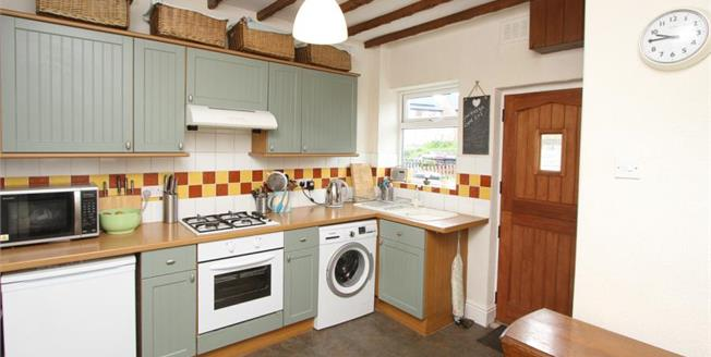 Guide Price £95,000, 2 Bedroom Terraced House For Sale in Eckington, S21