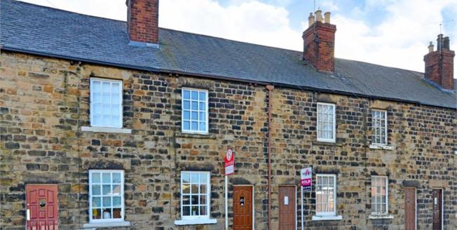 Guide Price £90,000, 2 Bedroom Terraced House For Sale in Eckington, S21