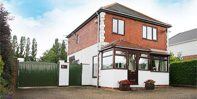 Guide Price £325,000, 3 Bedroom Detached House For Sale in Wales, S26