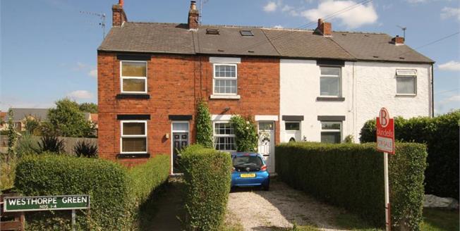 Guide Price £140,000, 3 Bedroom Terraced House For Sale in Killamarsh, S21