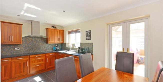 Guide Price £180,000, 3 Bedroom Detached House For Sale in Sothall, S20