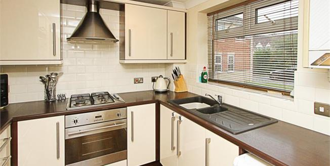 Guide Price £120,000, 2 Bedroom Town House For Sale in Halfway, S20