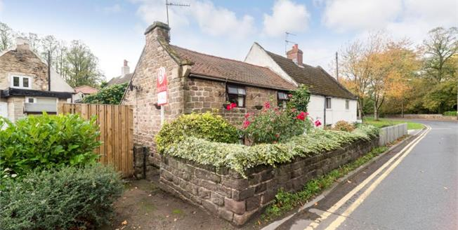 Guide Price £100,000, 1 Bedroom Terraced House For Sale in Aston, S26