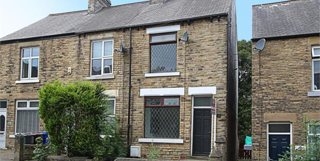 Guide Price £100,000, 2 Bedroom Terraced House For Sale in Beighton, S20