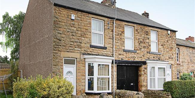 Guide Price £150,000, 3 Bedroom Semi Detached House For Sale in Beighton, S20