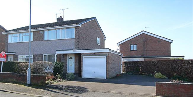 £160,000, 3 Bedroom Semi Detached House For Sale in Todwick, S26