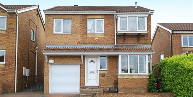 Guide Price £220,000, 4 Bedroom Detached House For Sale in Sothall, S20