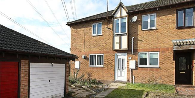 Guide Price £110,000, 2 Bedroom Terraced House For Sale in Owlthorpe, S20