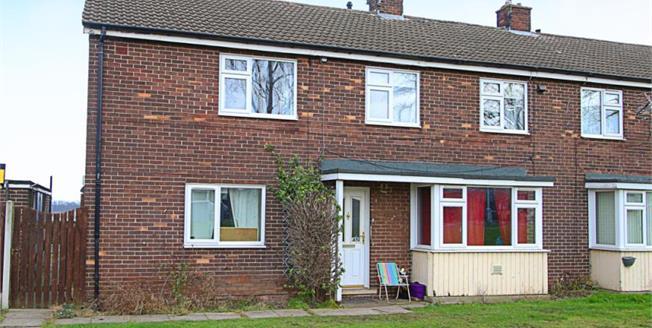 Guide Price £80,000, 2 Bedroom Upper Floor Flat For Sale in Swallownest, S26