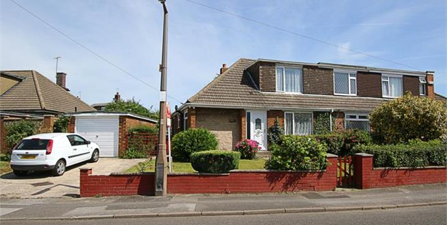 Guide Price £155,000, 3 Bedroom Semi Detached House For Sale in Aston, S26