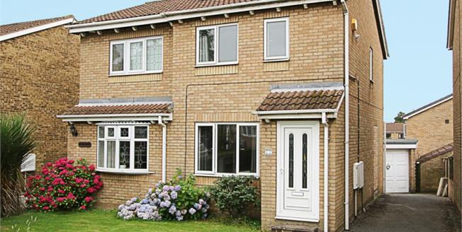 £140,000, 2 Bedroom Semi Detached House For Sale in Sothall, S20