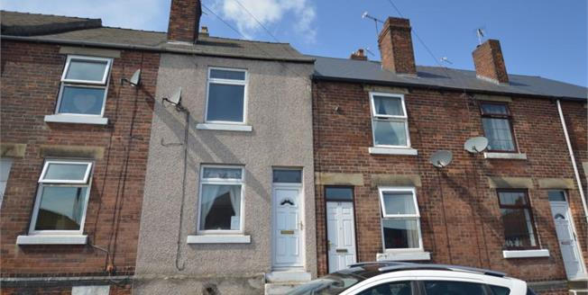 £85,000, 3 Bedroom Terraced House For Sale in Beighton, S20
