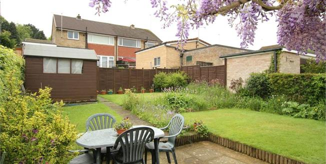 Offers in the region of £225,000, 3 Bedroom Semi Detached House For Sale in Dronfield, S18