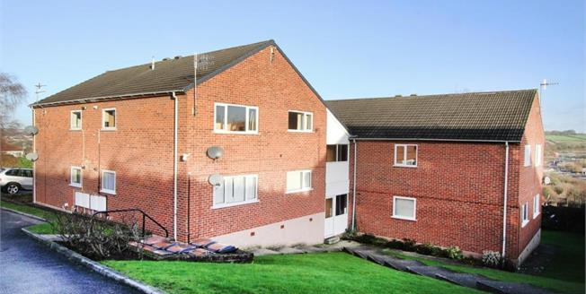 Guide Price £95,000, 2 Bedroom Flat For Sale in Dronfield, S18