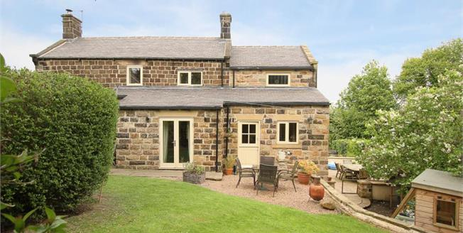 Guide Price £500,000, 3 Bedroom Detached House For Sale in Marsh Lane, S21