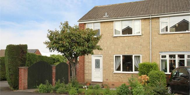 Guide Price £205,000, 3 Bedroom Semi Detached House For Sale in Dronfield, S18