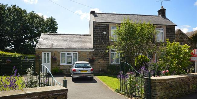 Guide Price £400,000, 4 Bedroom Detached House For Sale in Dronfield, S18