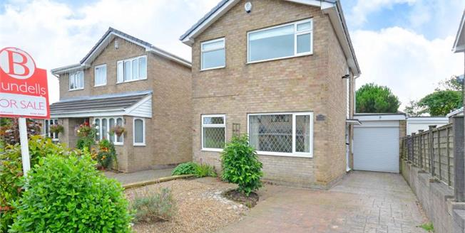 Guide Price £230,000, 2 Bedroom Detached House For Sale in Dronfield Woodhouse, S18