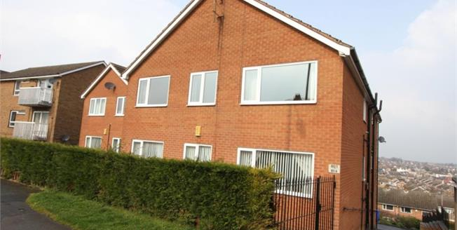 £70,000, 2 Bedroom Upper Floor Flat For Sale in Sheffield, S12