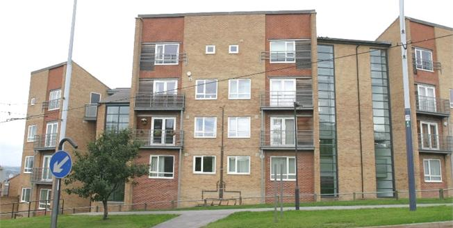 Offers in the region of £114,950, 2 Bedroom Flat For Sale in Sheffield, S2