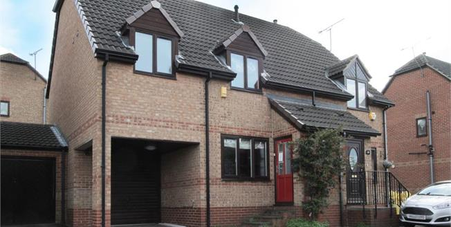 Guide Price £110,000, 3 Bedroom Semi Detached House For Sale in Sheffield, S13