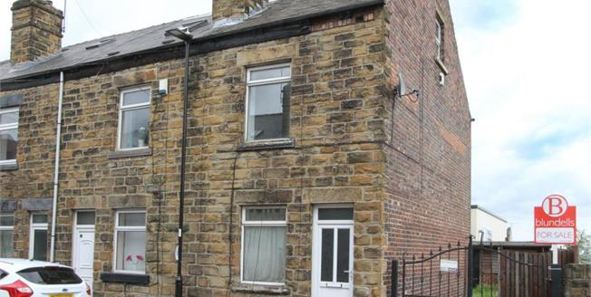 Asking Price £100,000, 3 Bedroom End of Terrace House For Sale in Sheffield, S13
