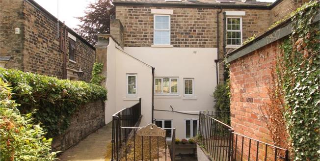 Guide Price £115,000, 1 Bedroom Basement Flat For Sale in Sheffield, S2