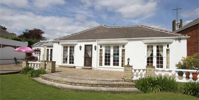 Guide Price £290,000, 3 Bedroom Detached Bungalow For Sale in Sheffield, S13