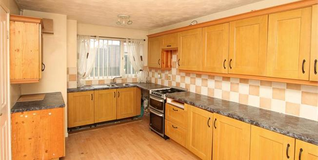 Guide Price £55,000, 2 Bedroom End of Terrace House For Sale in Sheffield, S13