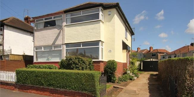 Guide Price £120,000, 3 Bedroom Semi Detached House For Sale in Sheffield, S12