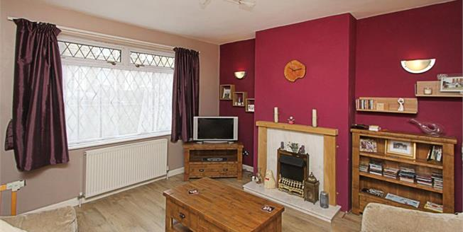 £105,000, 3 Bedroom Terraced House For Sale in Sheffield, S13