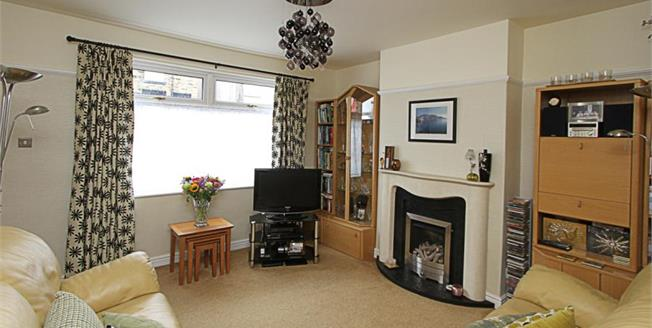 Guide Price £115,000, 3 Bedroom Terraced House For Sale in Sheffield, S13